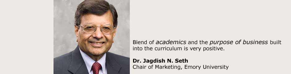 Quote by Prof. J. Sheth